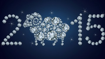 2015 Diamond Sheep wallpapers and stock photos