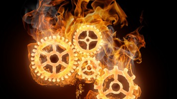 Wheels on Fire wallpapers and stock photos