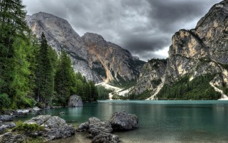 Previous: Lake Braies Tyrol Italy Europe