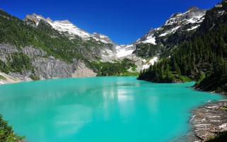 Next: Blanca Lake Washington