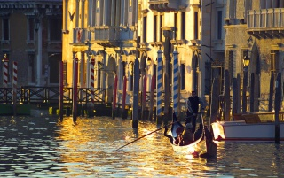 Grand Canal Venice wallpapers and stock photos