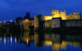King John's Castle wallpapers and stock photos
