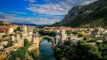 Mostar Bosna i Hercegovina wallpapers and stock photos