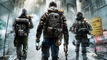 Tom Clancy's The Division wallpapers and stock photos