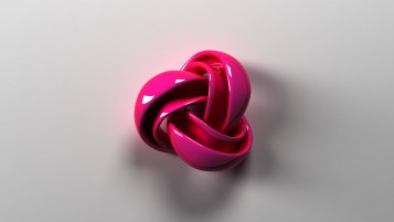 3D Pink Shape wallpapers and stock photos
