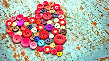 Buttons Heart wallpapers and stock photos