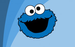 Cookie Monster One wallpapers and stock photos
