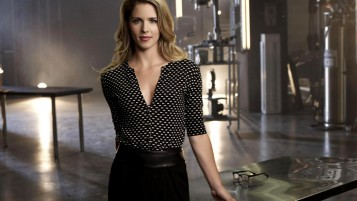 Next: Emily Bett Rickards in Arrow