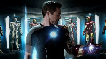 Iron Man Tony Stark wallpapers and stock photos