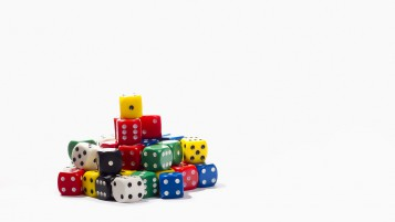Multicolor Dice wallpapers and stock photos