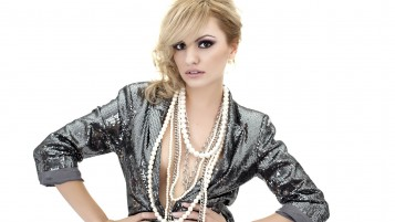 Posh Alexandra Stan wallpapers and stock photos