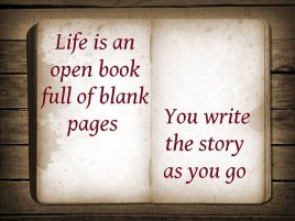 Life Is An Open Book wallpapers and stock photos