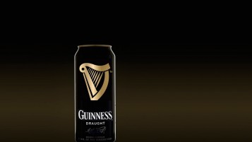 Guiness Draught Beer Can wallpapers and stock photos