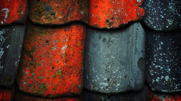 Roof Tile Texture wallpapers and stock photos
