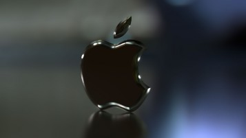 Black Apple Logo wallpapers and stock photos