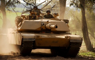 Abrams Soldiers wallpapers and stock photos