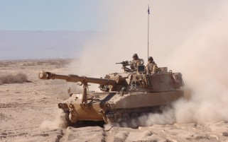 Previous: M109 Self Propelled Artillery