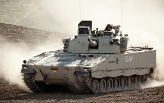 Next: Swedish Combat Vehicle CV 90