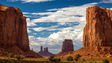 Monument Valley USA Rocks wallpapers and stock photos