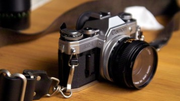 Canon AE1 Camera wallpapers and stock photos