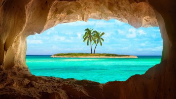 Caribbean Island wallpapers and stock photos