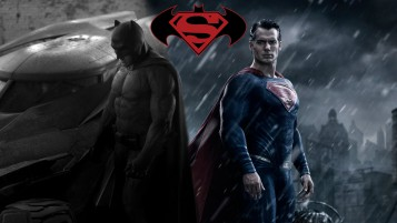 Random: Batman vs. Superman Fan Artwork