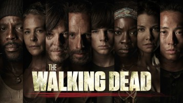 The Walking Dead Poster wallpapers and stock photos