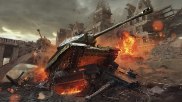 World of Tanks Game wallpapers and stock photos