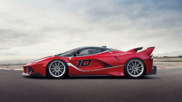 Ferrari FXX Static wallpapers and stock photos