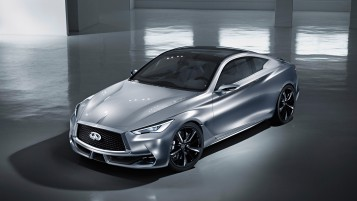 Infiniti Q60 Concept wallpapers and stock photos