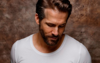 Ryan Reynolds White Shirt wallpapers and stock photos