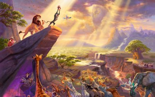 The Lion King wallpapers and stock photos
