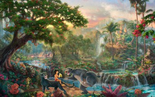 The Jungle Book wallpapers and stock photos