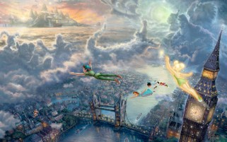 Peter Pan wallpapers and stock photos
