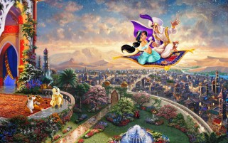 Next: Aladdin & The Magic Lamp