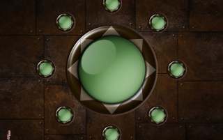 Green Symbol wallpapers and stock photos