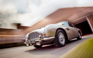 Superb Aston Martin DB5 wallpapers and stock photos