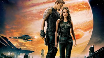 Jupiter Ascending Poster wallpapers and stock photos