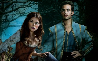 Into the Woods Characters wallpapers and stock photos