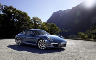 Porsche 911 Carrera S 3 wallpapers and stock photos