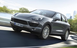 Porsche Cayenne Diesel wallpapers and stock photos