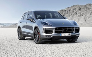 Porsche Cayenne Turbo wallpapers and stock photos