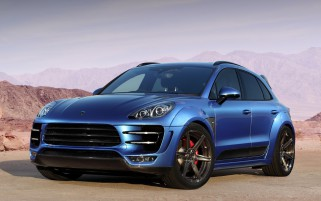 Porsche Macan URSA wallpapers and stock photos