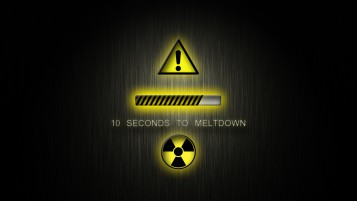 Nuclear Radiation Funny wallpapers and stock photos