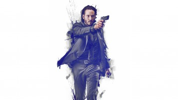 John Wick Poster wallpapers and stock photos