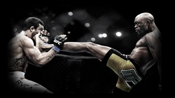 UFC Fight wallpapers and stock photos