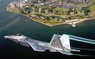 F-22A Raptor wallpapers and stock photos