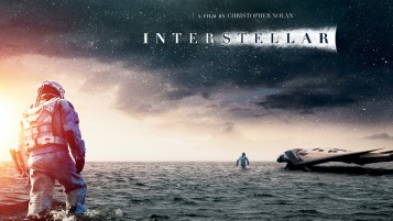 Interstellar Movie Poster wallpapers and stock photos