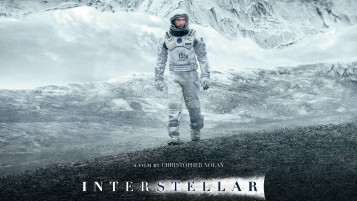 Interstellar Poster wallpapers and stock photos