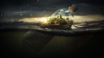 Drifting Away wallpapers and stock photos